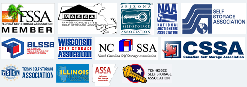 Self Storage Association Logos