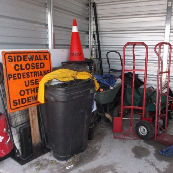 Store-N-Save Self Storage Barrie  auction 818