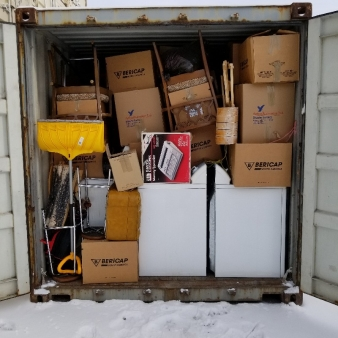 Secure-Rite Mobile Storage - Calgary  auction CBHU609519.7 10