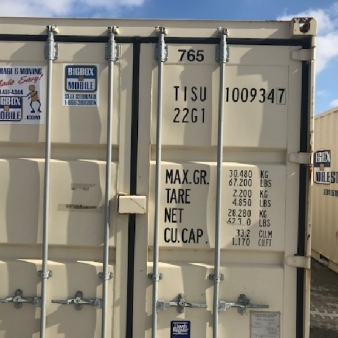 City Centre Storage & Big Box Mobile - Ashland  auction B765 AND B780 20