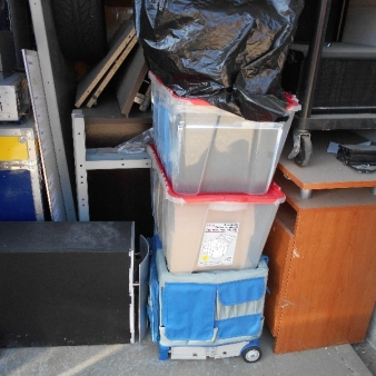 Moving & Storage at Fairway Rd  auction D053 40