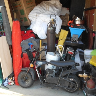 Moving & Storage at Fairway Rd  auction D053 90