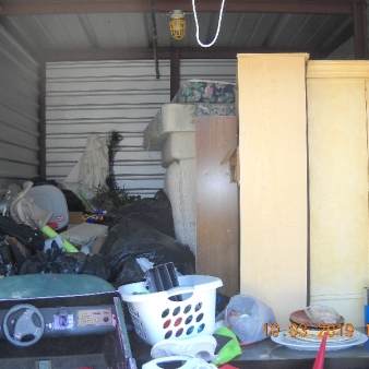 Storage Depot - Burleson  auction 210 20