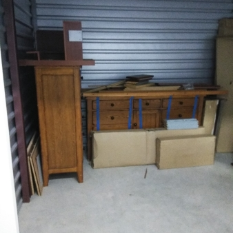 1-800-Self-Storage.com of  Melvindale, Michigan  auction 1062 20