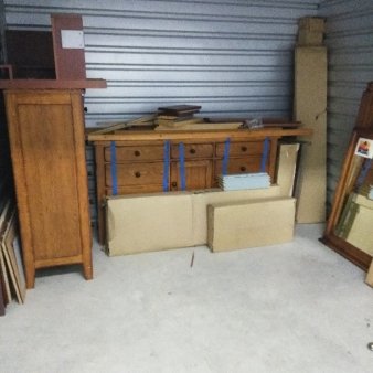 1-800-Self-Storage.com of  Melvindale, Michigan  auction 1062 40
