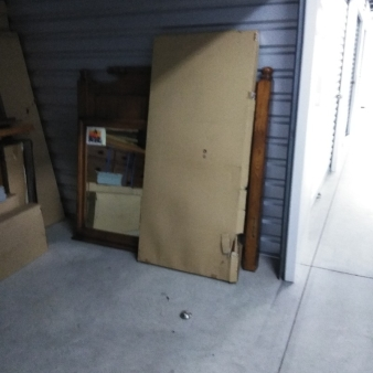 1-800-Self-Storage.com of  Melvindale, Michigan  auction 1062 70