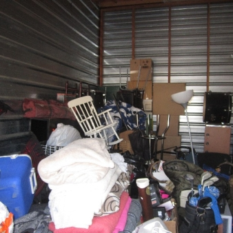 Northwest Self Storage - Redmond Mini  auction 813 80