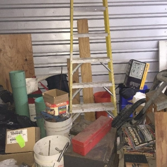 AAA Storage - South Elgin  auction G23 90